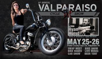 25th Annual Valpo-Fest Motorcycle Show