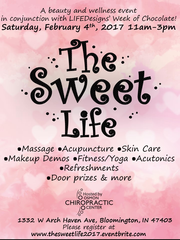 The Sweet Life 2017 Poster