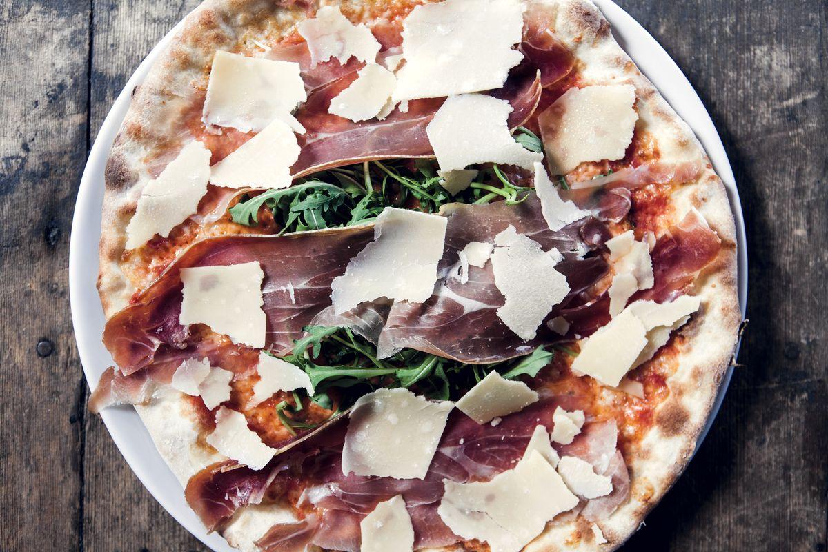 Barsmith Pizza