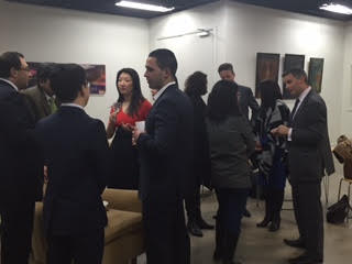 EAC Melbourne_networking