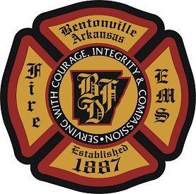 Bentonville Fire Dept Image