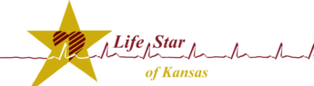 Life Star of Kansas Logo