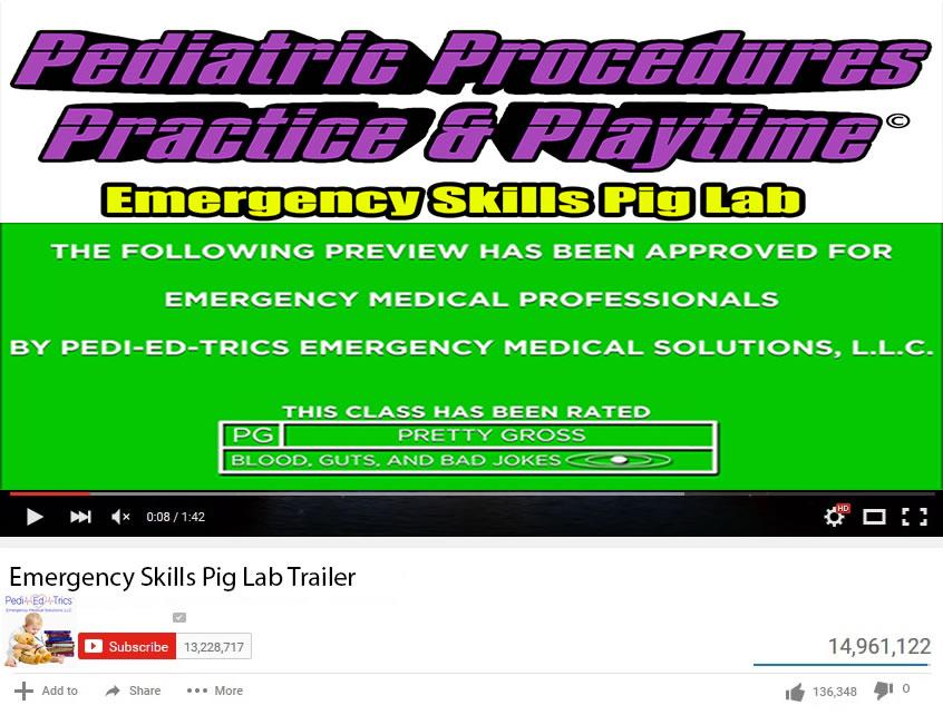 Pig Lab Trailer