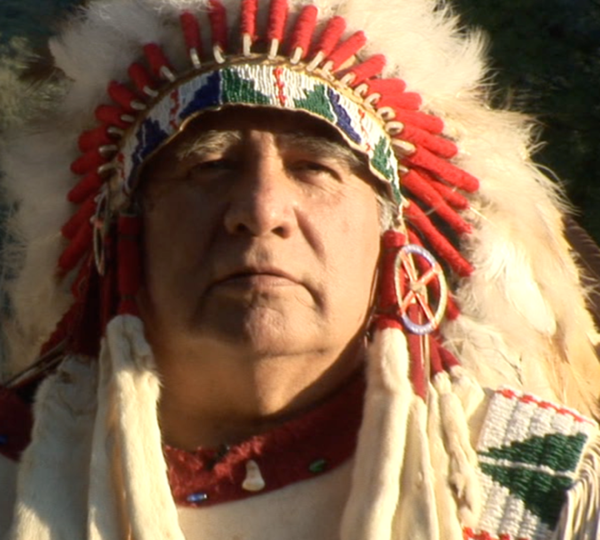 Chief Golden Light Eagle