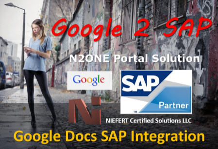 Google Docs Integration with SAP ECC 6.0