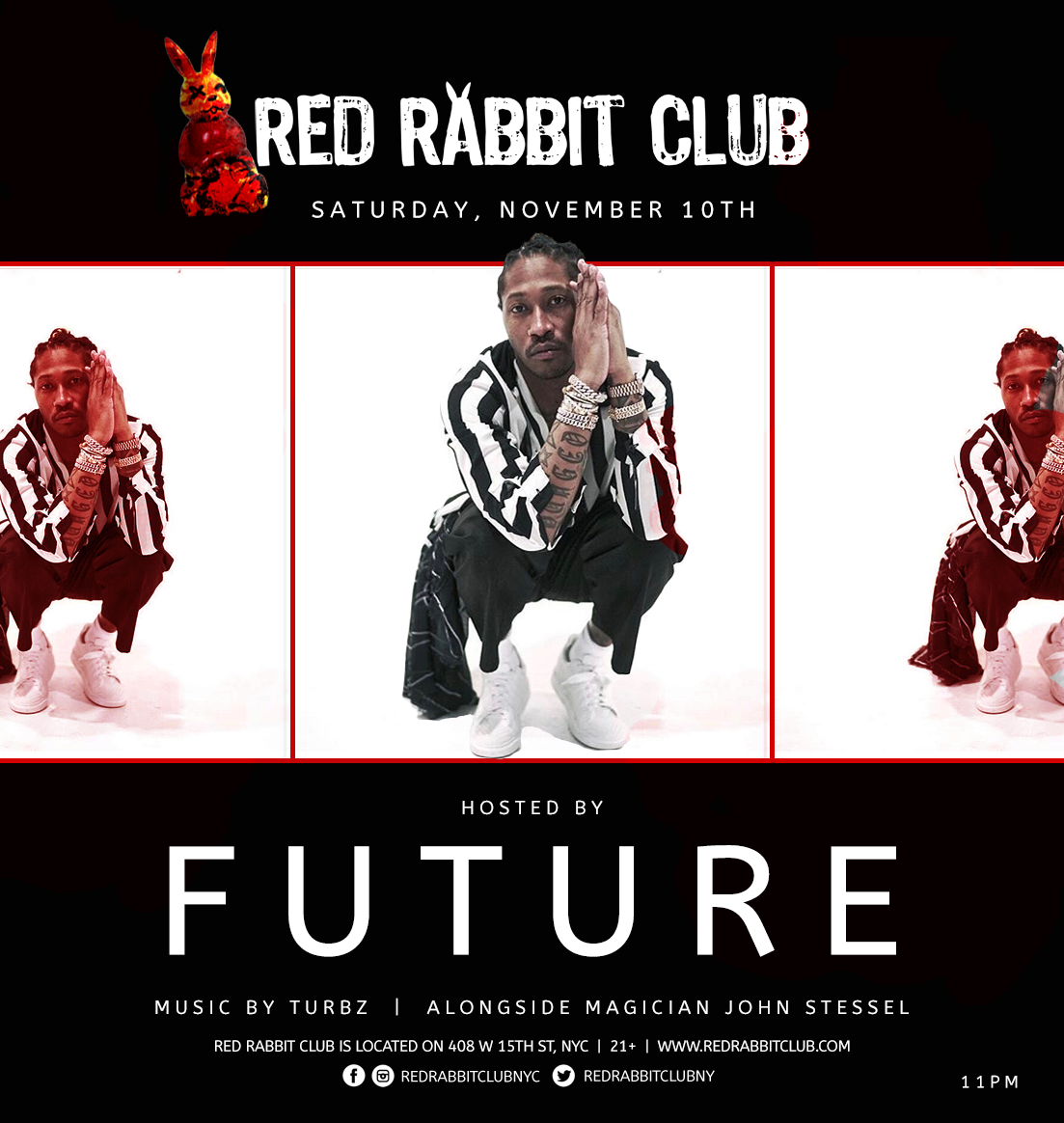 Future @ Red Rabbit Club - Nov 10