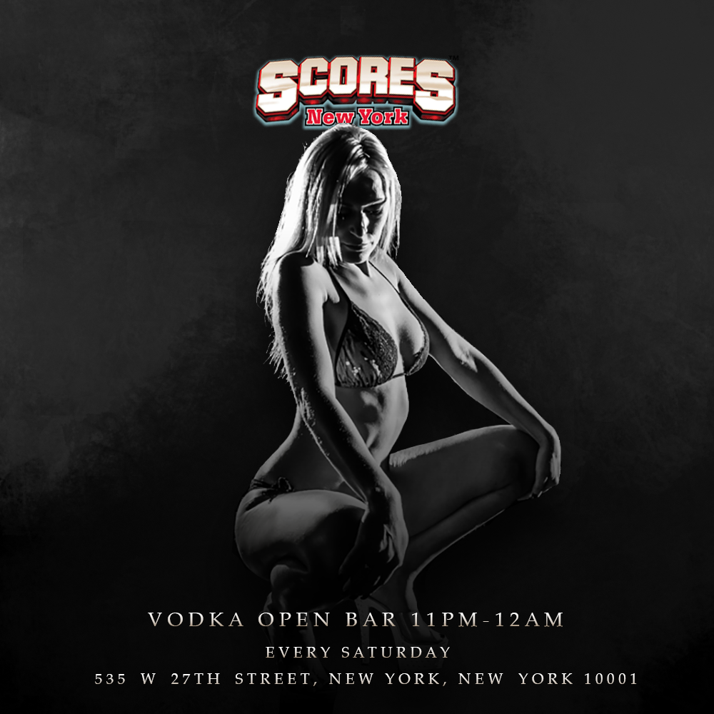 Scores Saturdays - Let's Get Weird Saturdays - NYC
