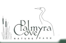 Palmyra Cove Nature Park Logo