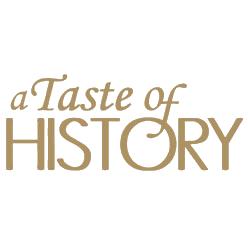 A Taste of History logo