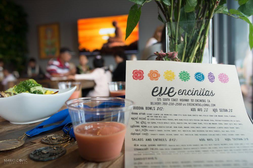 EVE menu