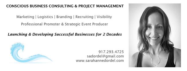 Sarah Anne Dordel Top Business Consultant