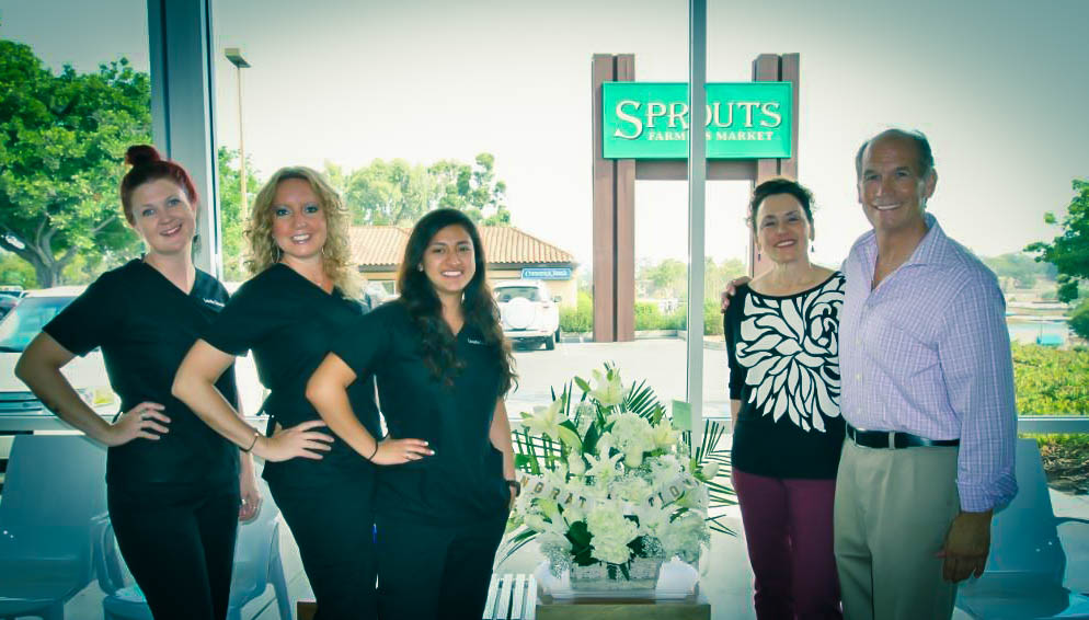 Staff with Sprouts Sign