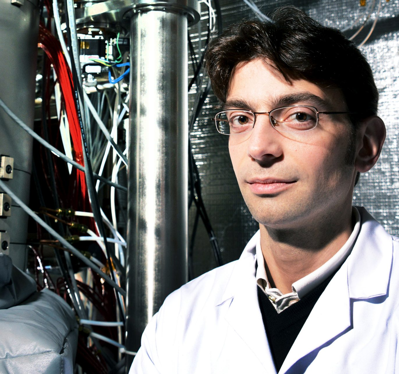 Professor Quentin Ramasse