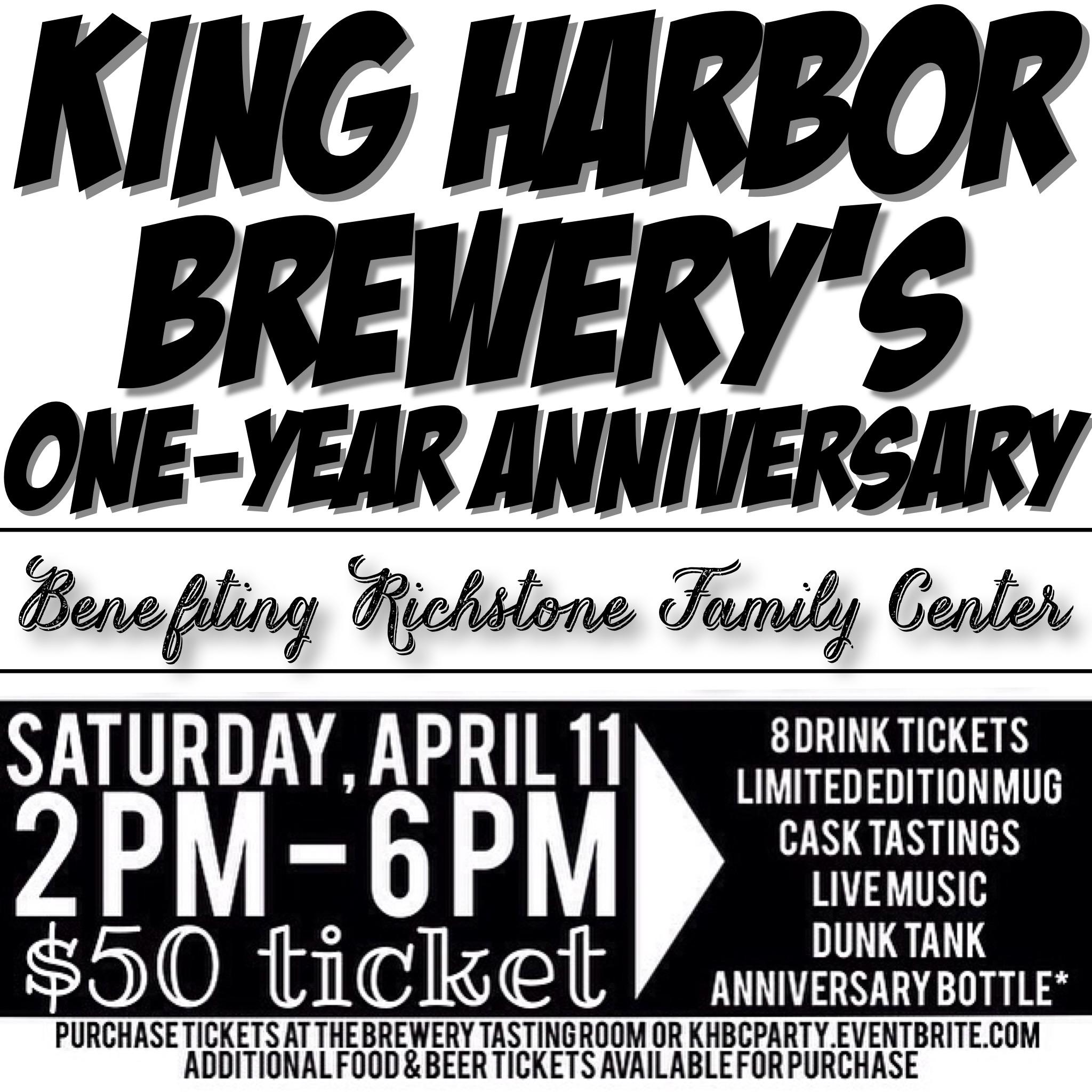 KHBC Anniversary Flyer with Richstone