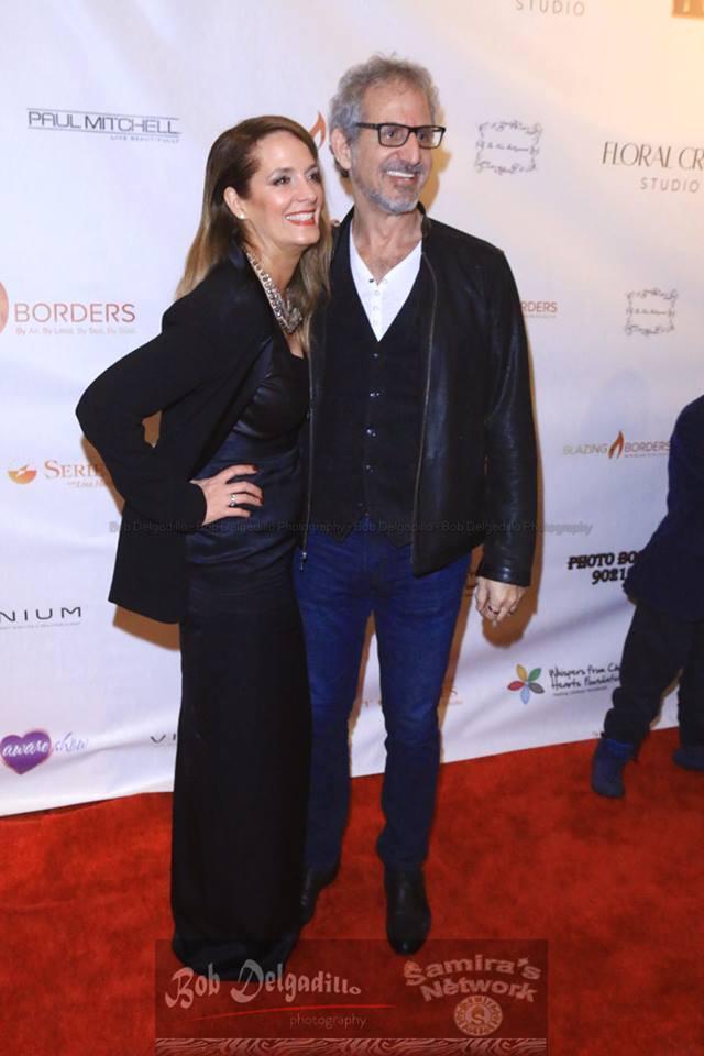 Lisa Haisha & Lee Aronsohn