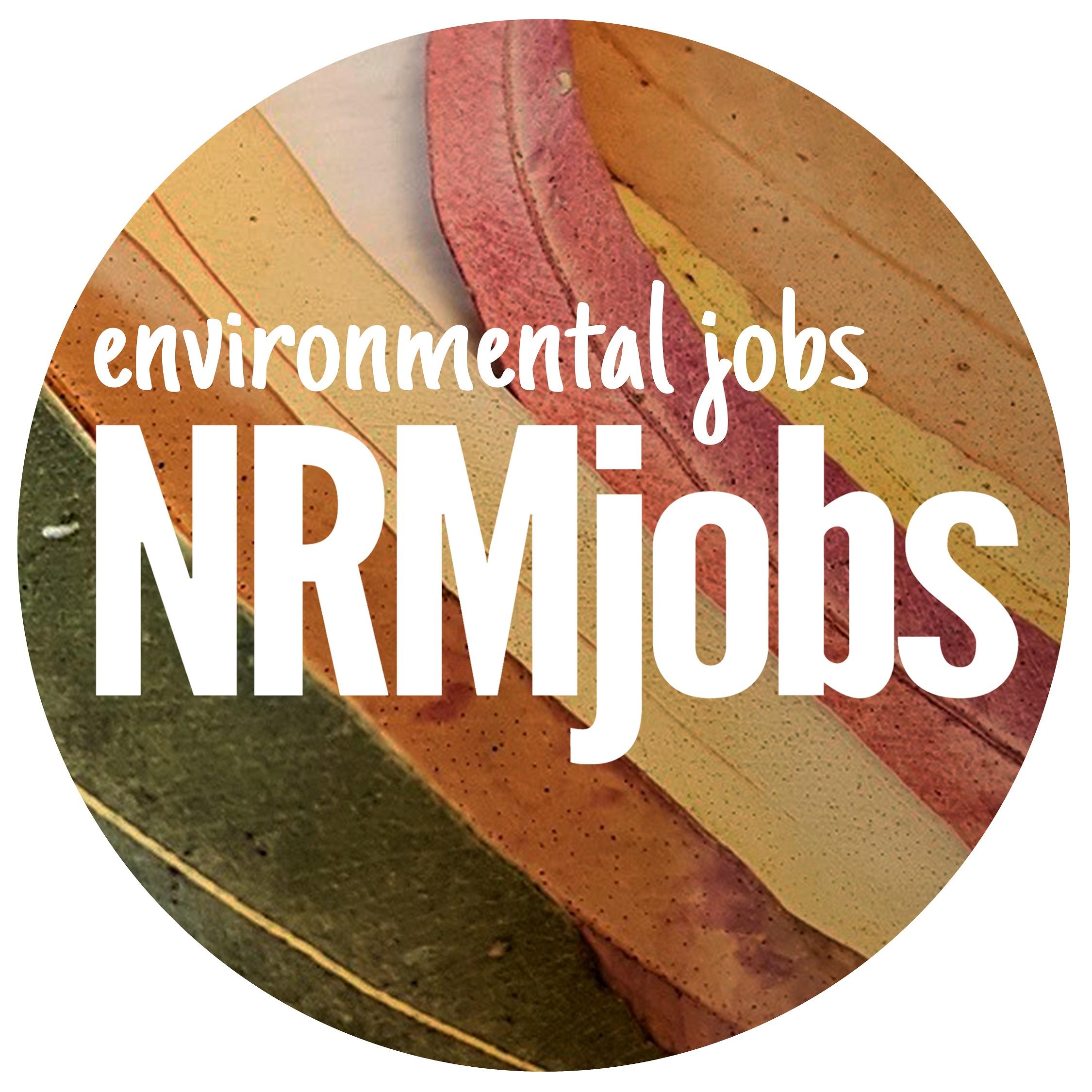 NRM Jobs logo