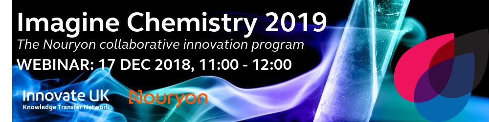 Imagine Chemistry 2019 banner
