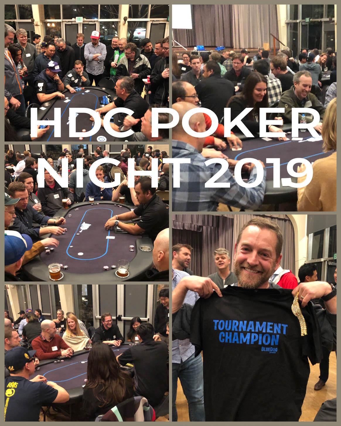 2019 Poker Night Images
