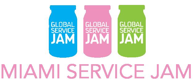 Miami Service Jam Logo