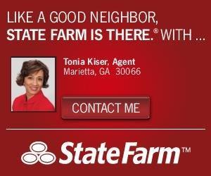 Tonia Kiser State Farm Logo