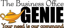 The Business Office Genie Logo
