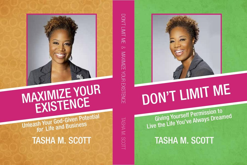 Don't Limit Me | Maximize Your Existence - 2nd Edition Combo