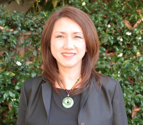 Photo: Dr. Catherine Sim, MBA