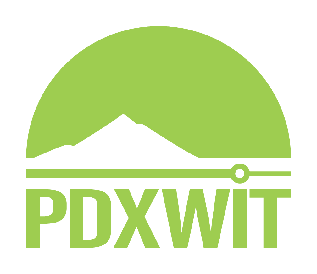 PDX Women in Tech Logo