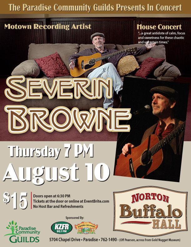 Severin Browne