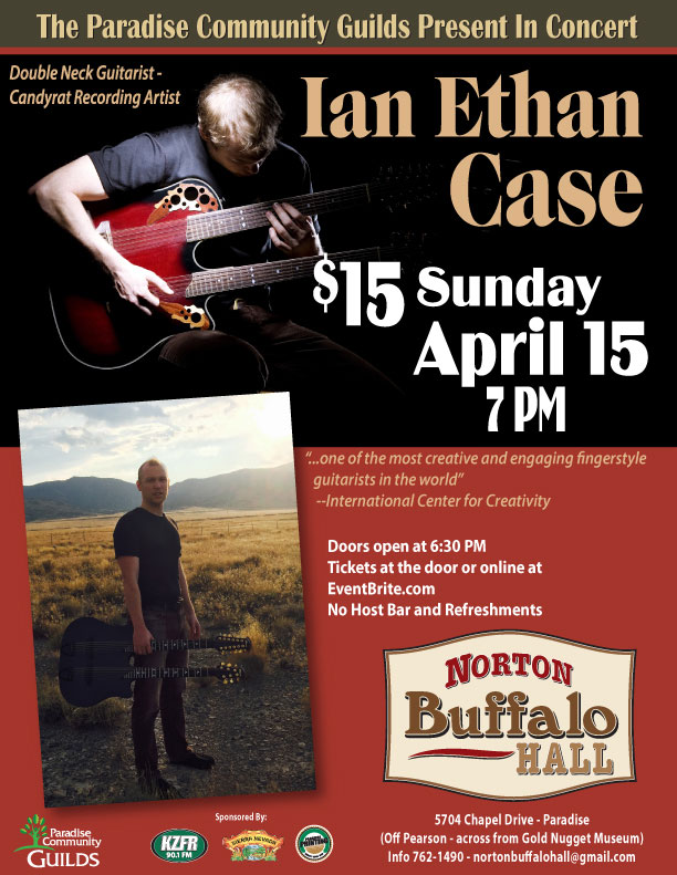 Ian Ethan Case at Norton Buffalo Hall