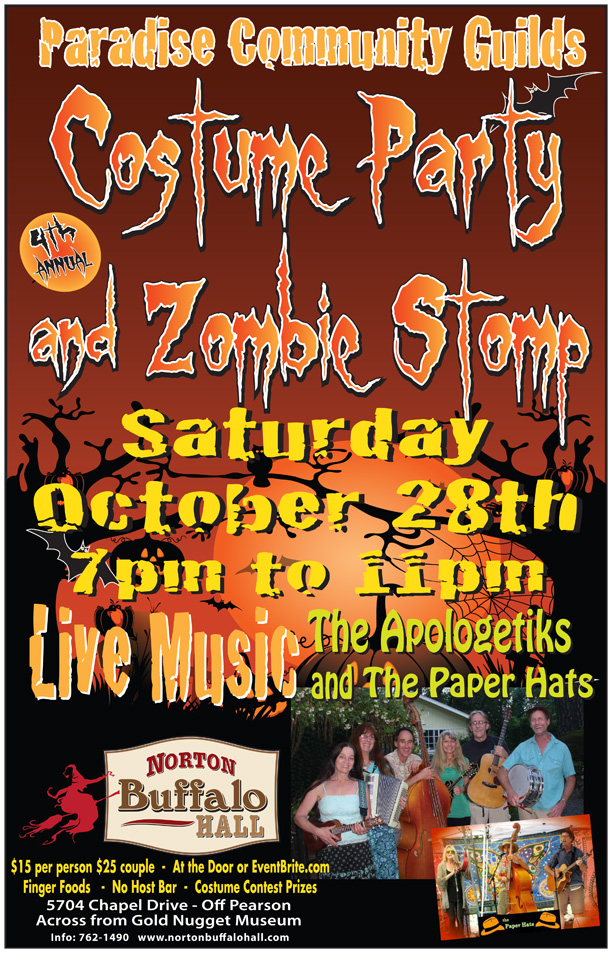 4th Annual Halloween Stomp