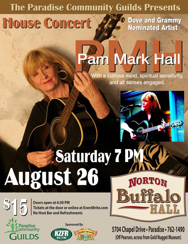 Pam Mark Hall