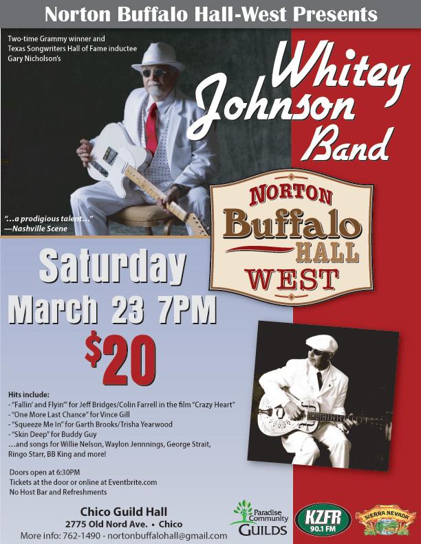 Whitey Johnson Band