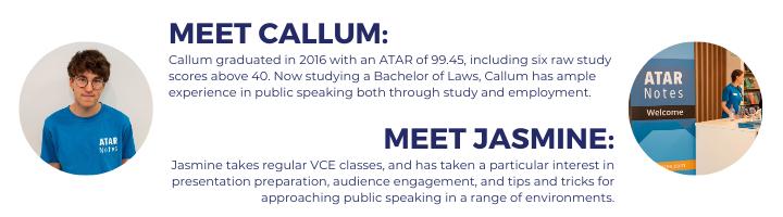 Meet Callum and Jasmine