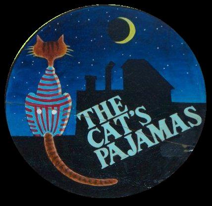 Cat's Pajama's Logo