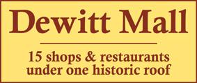 Dewitt Mall Logo