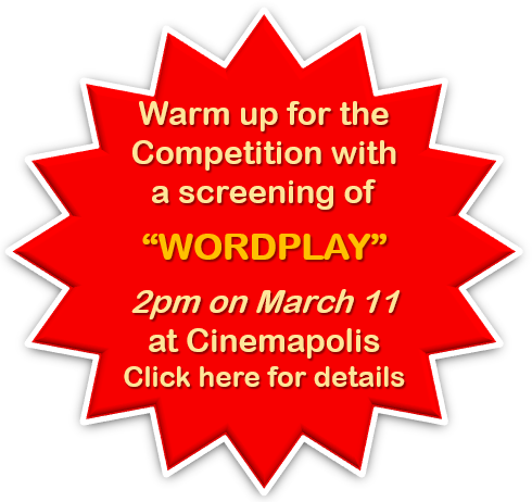 Warm up for the competition with a screening of