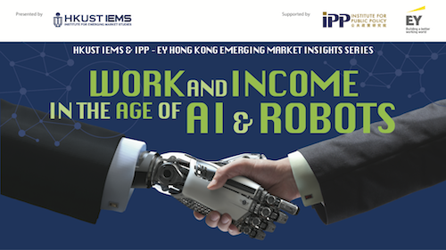 Work and Income in the Age of AI & Robots