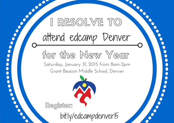 edcamp Denver Save the Date