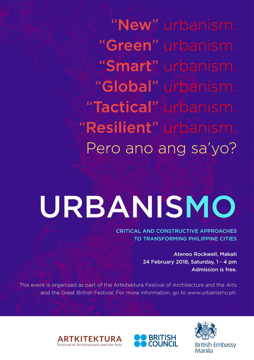 UrbanisMO Poster