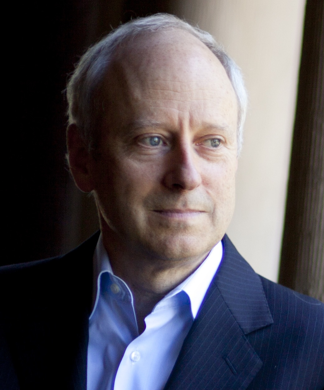Michael Sandel (photo by Stephanie Mitchell)