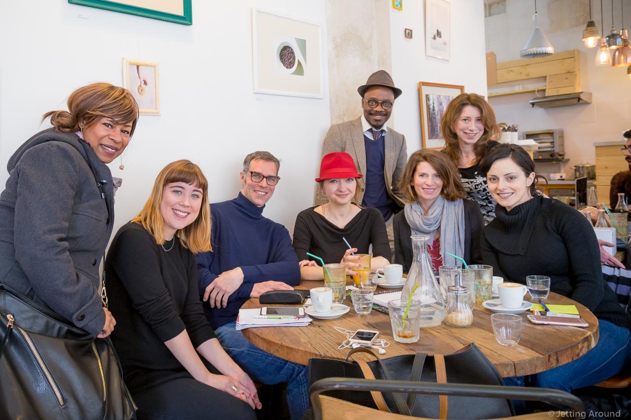 JA Cafe Paris