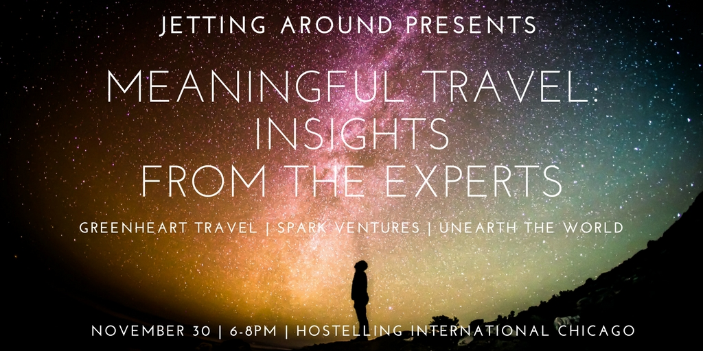 Meaningful Travel