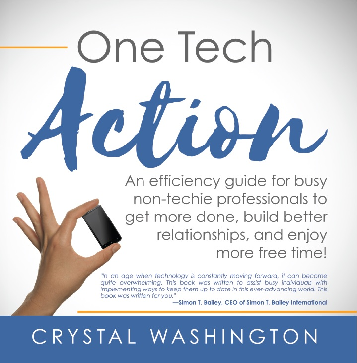 One Tech Action Book Cover