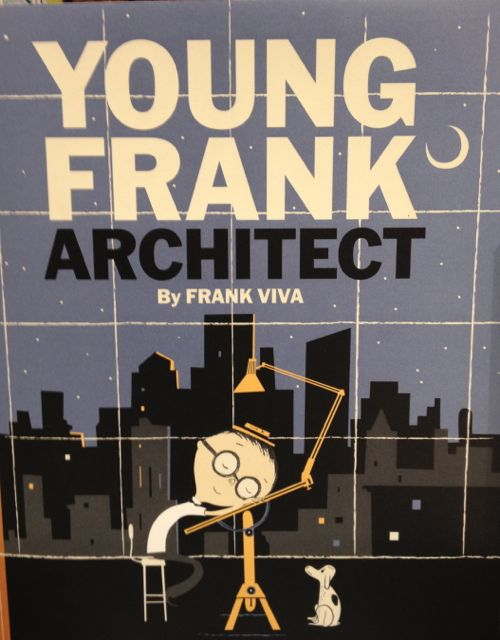 Young Frank Book cover