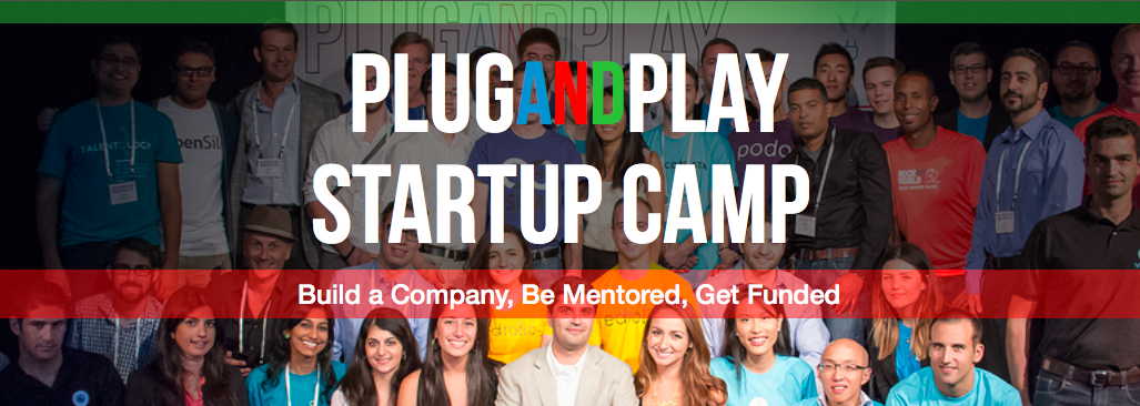 Plug and Play Startup Camp