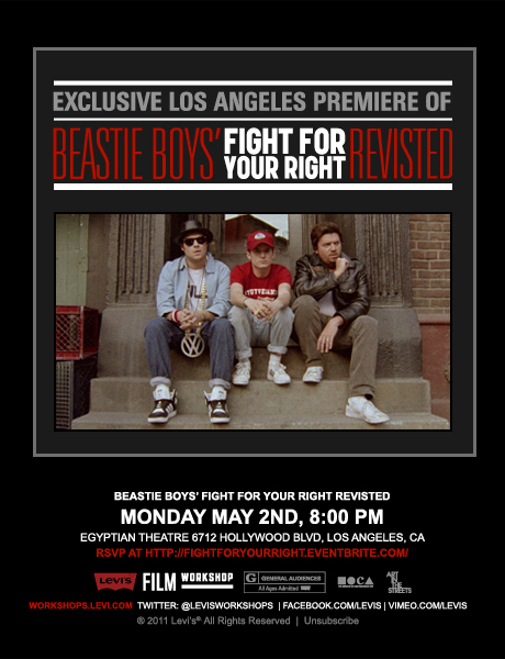 Exclusive LA Premiere @ 8pm