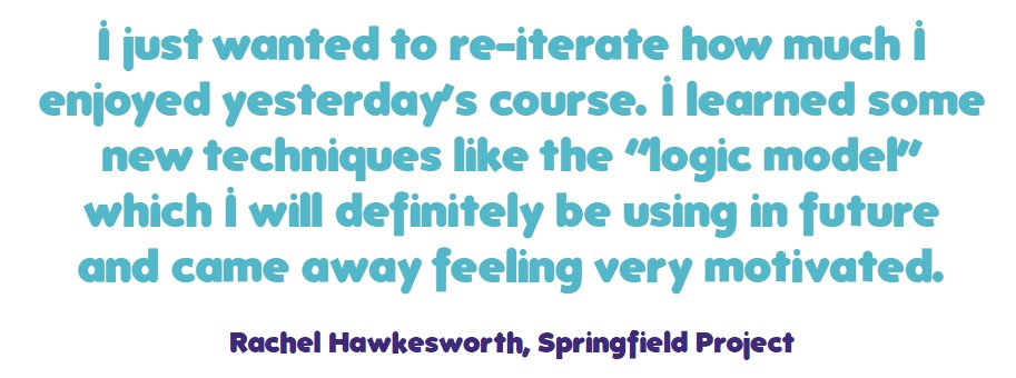 Quote from Previous Course Attendee