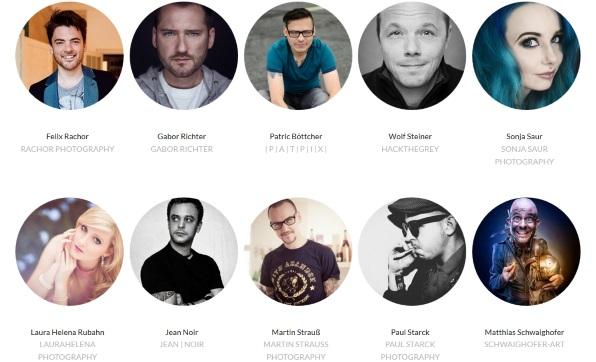 Diese Referenten erwarten Dich auf dem Photo Summit Berlin