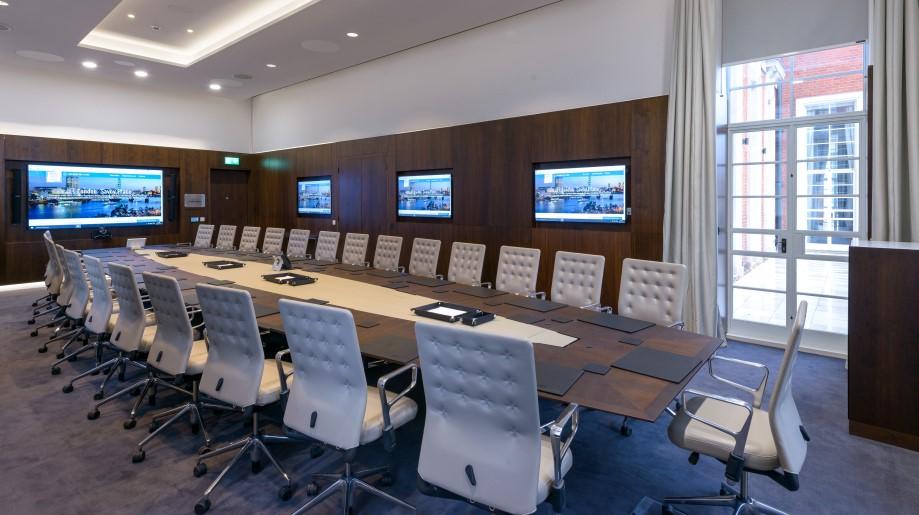IET London - Wedmore Boardroom